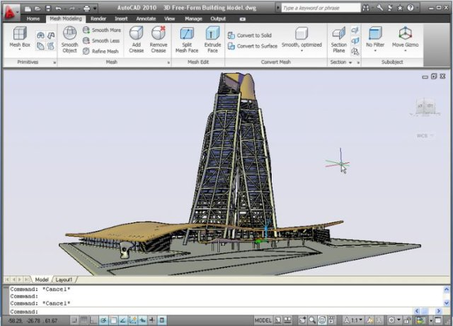 Download AutoCAD 2010 Full Version - IDWS - Jalan