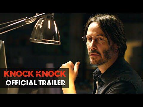 Knock Knock (2015) 720p 1080p Bluray Free Download