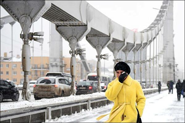 ВМоскве выпало рекордное количество снега завсюисторию наблюдений