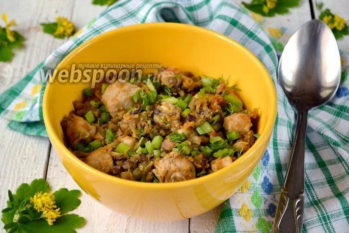 блюда из красной чечевицы рецепты с фото