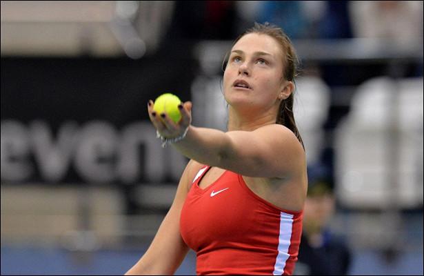 Дьяченко победила Викмайер впервом круге турнира вТайбэе