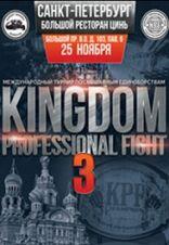 Kingdom Professional Fight 3