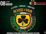 «Red Summer»: House of Pain