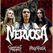 Nervosa, Ceaseless Torment, Pokerface