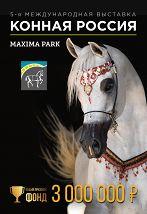 5-я Международная конная выставка «Конная Россия»