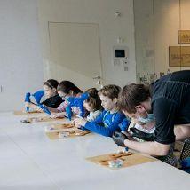 Кулинарный мастер-класс для детей «Фруктовый зефир»