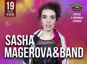 Sasha Magerova & Band