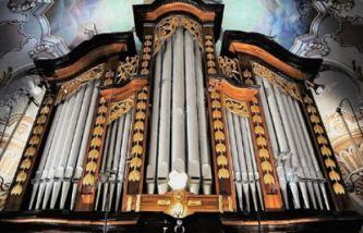 Органный концерт Легендарная классика