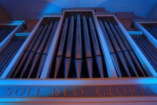 «От Баха до симфонического органа»