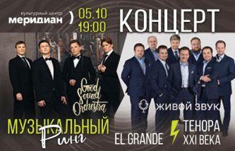 Концерт Музыкальный Ринг