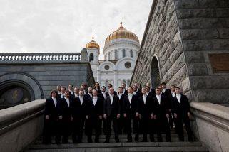 «Лучшие песни Пахмутовой»: Хор Сретенского Монастыря