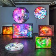 «День творчества. 13-18 лет» на выставке «Extension. Israel: Свечения»