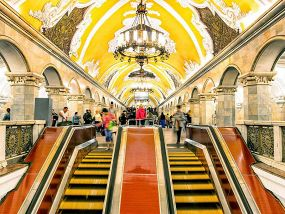 Московское метро: 7 станций, 7 чудес