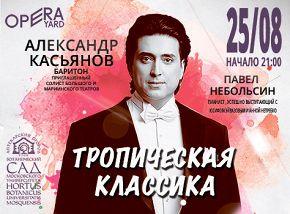 Александр Касьянов (баритон), Павел Небольсин (фортепиано)