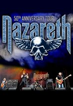 «50th Anniversary Tour»: Nazareth