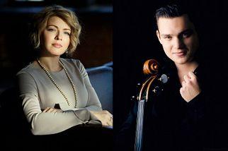 Арсений Чубачин (виолончель), Полина Осетинская (фортепиано)