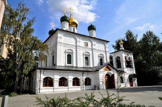 Хор Московского Сретенского монастыря. Регент Никон Жила