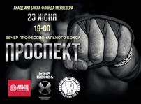Вечер профессионального бокса Проспект